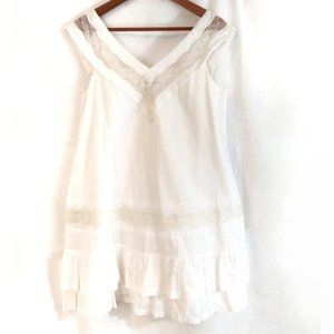 JILL STUART COLLECTION Romantic Cotton Dress 8